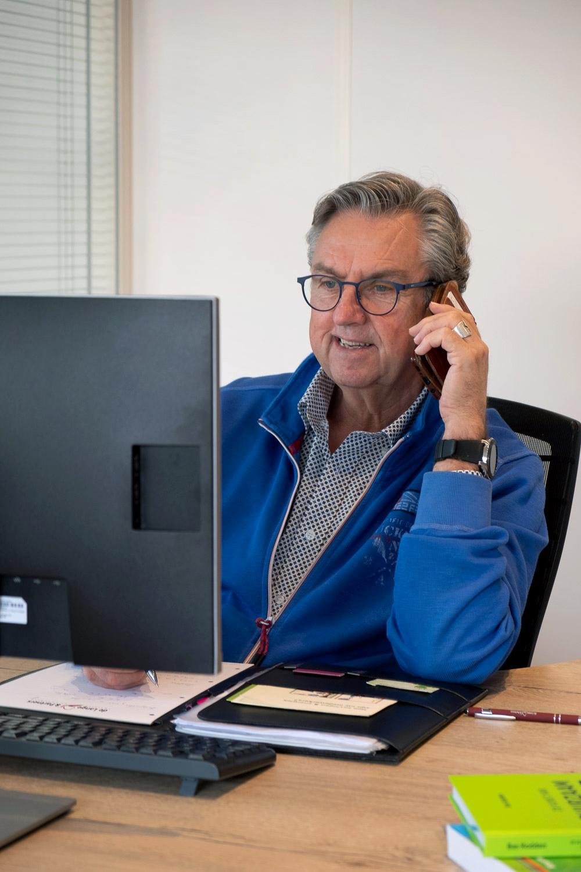 Businesscoach inzetbaarheid training Harry de Lange
